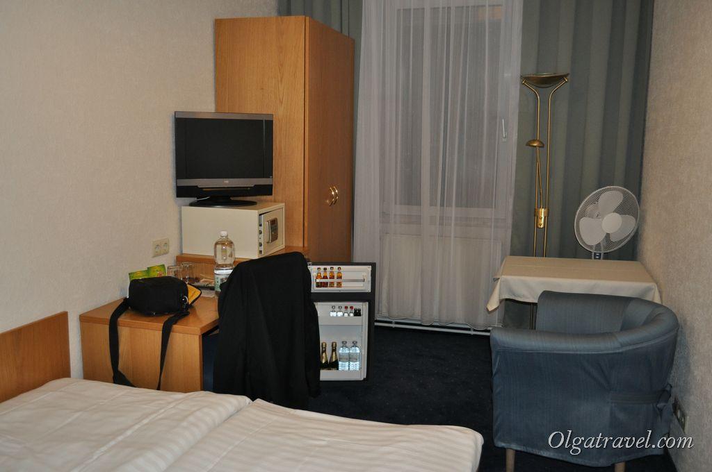 недорогой отель Вена