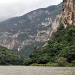 Мексика: Каньон дель Сумидеро – природная достопримечательность штата Чьяпас