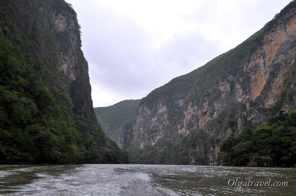 Каньон дель Сумидеро
