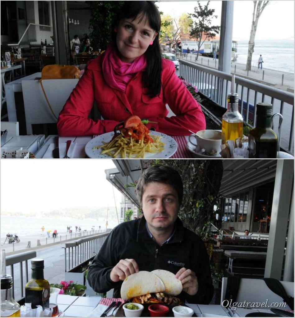 Стамбул еда