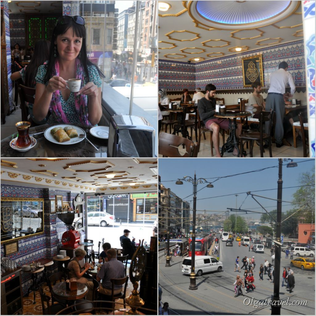 маршруты по Стамбулу