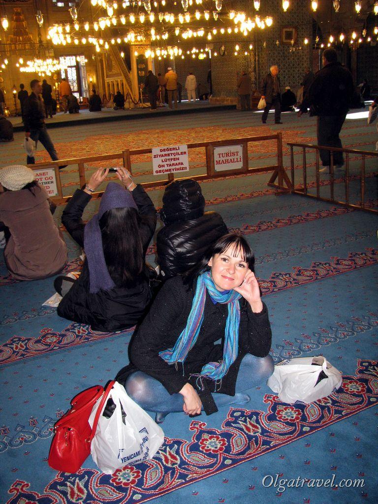 Новая мечеть Стамбул