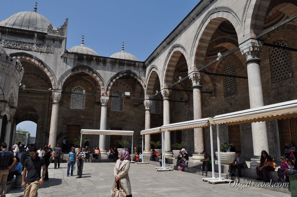 Istanbul_Novaya_Mosque_8