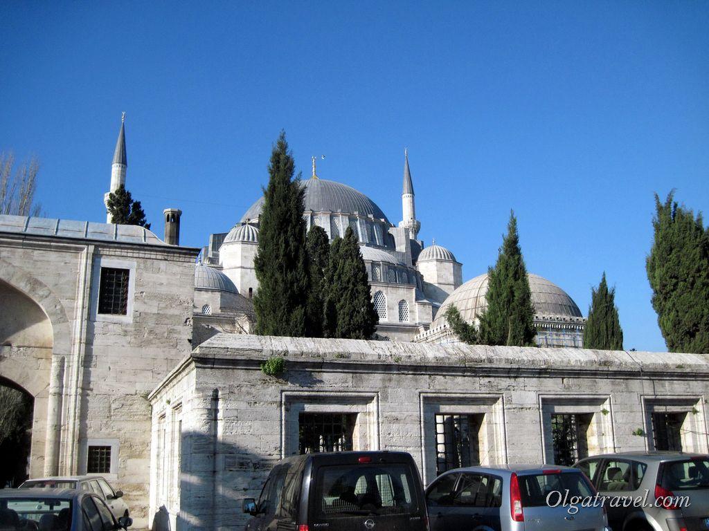 Istanbul_Suleymaniye_4