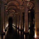 Цистерна Базилика – подземное водохранилище в самом центре Стамбула