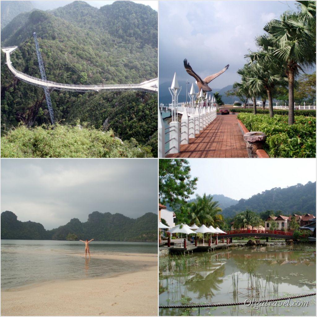 Остров Лангкави в Малайзии
