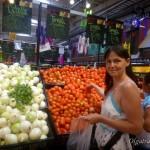 Цены на еду в магазинах в Мексике