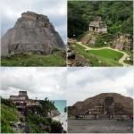 Пирамиды в Мексике и древние города майя