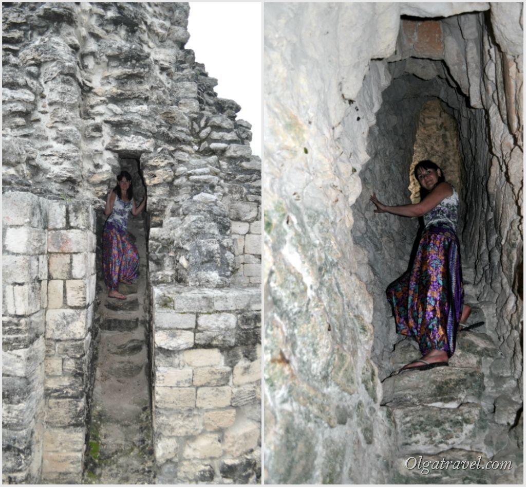 Во Дворец есть лестница по которой можно подняться