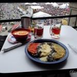 Мексиканский фаст фуд или как мы нашли вкусную еду в последний вечер нашего пребывания в Мексике