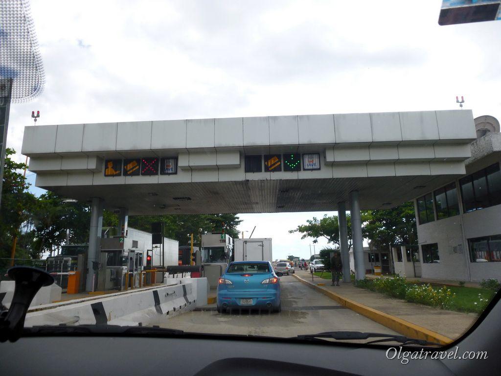 дороги Мексики
