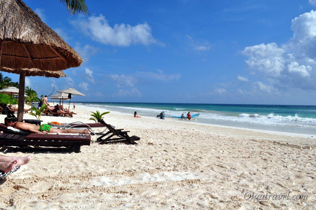 Пляж Parayso Beach Hotel