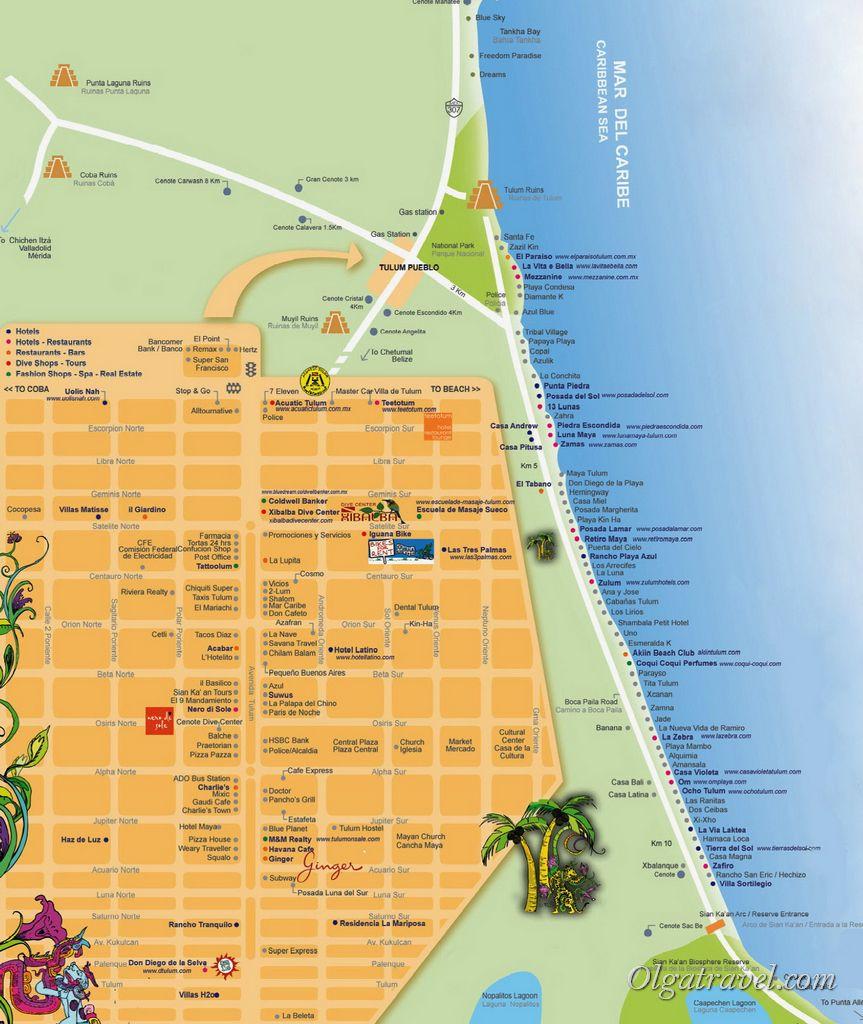 Tulum_map