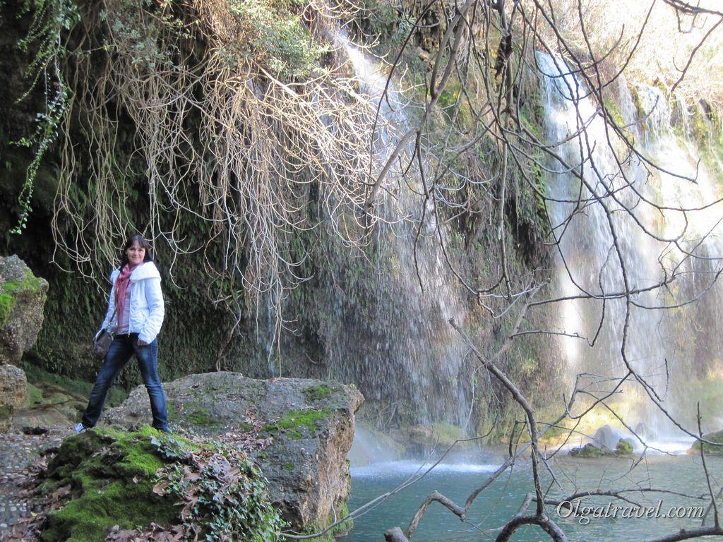 Водопад Куршунлу