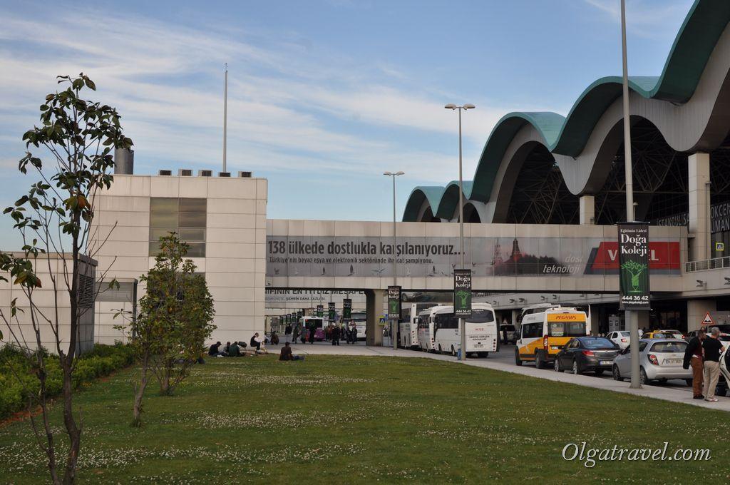 аэропорт Сабиха Гекчен
