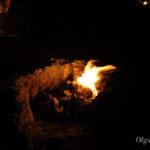 Горящая гора Химера Турция — мистическое место, в котором нам удалось побывать