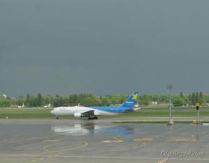 Как же я люблю летать на самолетах! И аэропорты меня не раздражают :)