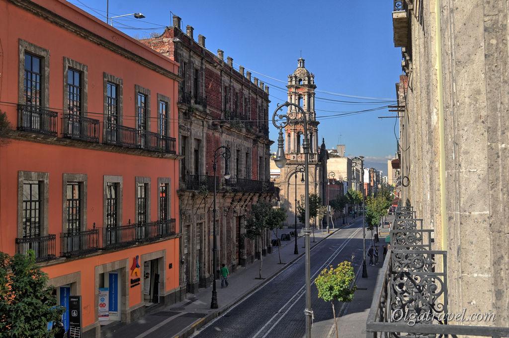 Бюджет путешествия по Мексике