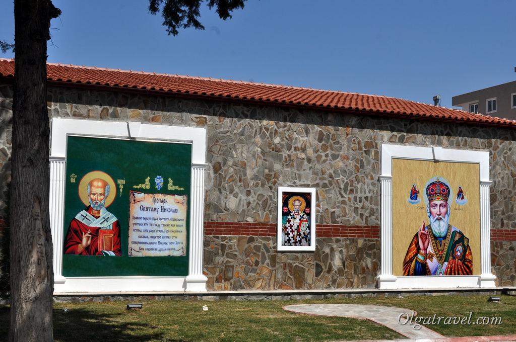 Церковь Святого Николая Чудотворца в Демре