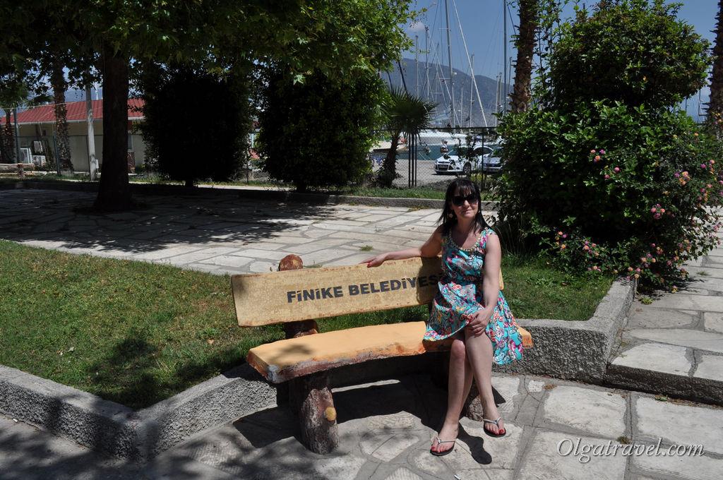 Турция Финике