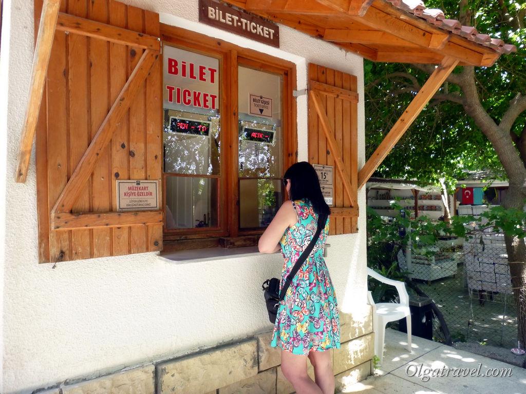 Мира Демре Турция