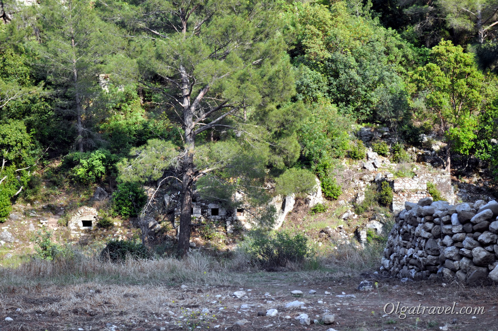 Олимпос Турция