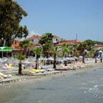 Акьяка – маленькая деревенька в Турции и одно из лучших мест для обучения кайтингу