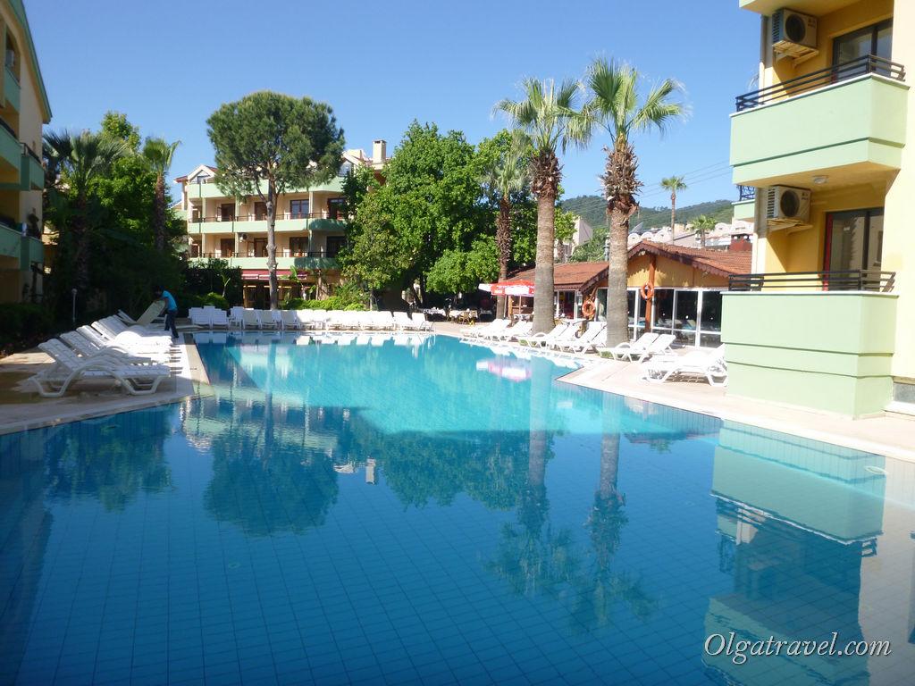 Club Palm Garden Keskin Hotel
