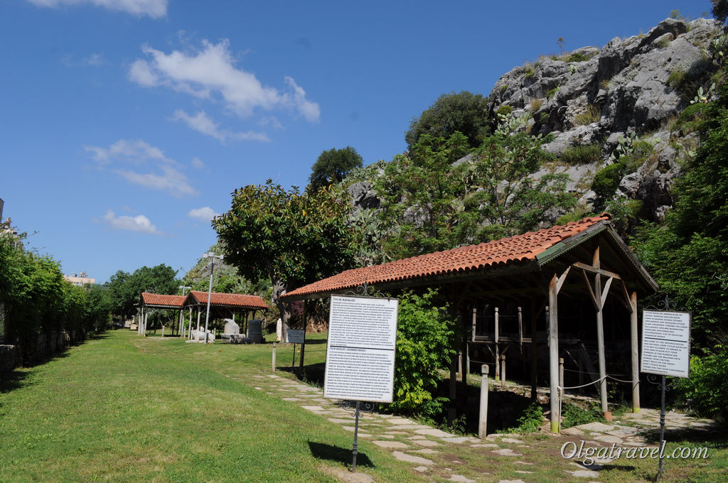 Парк археологии Мармарис