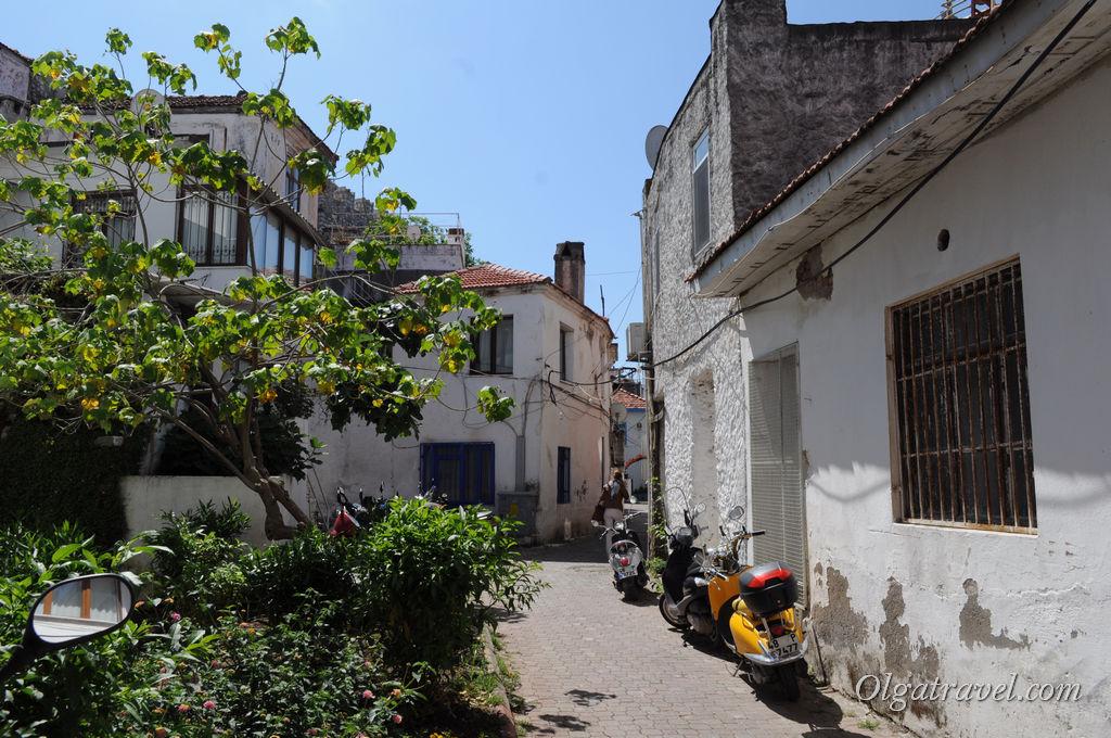 Мармарис старый город