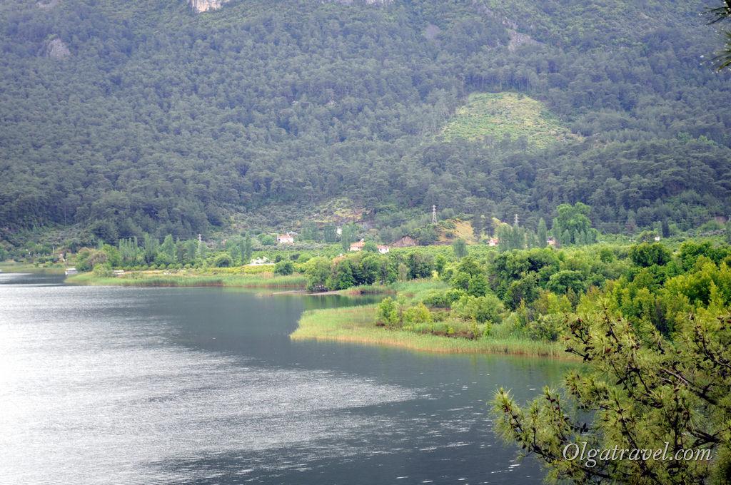 Озеро Кейджегиз Турция