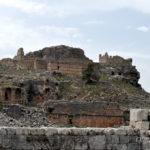 Ликийский древний город Тлос. Турция