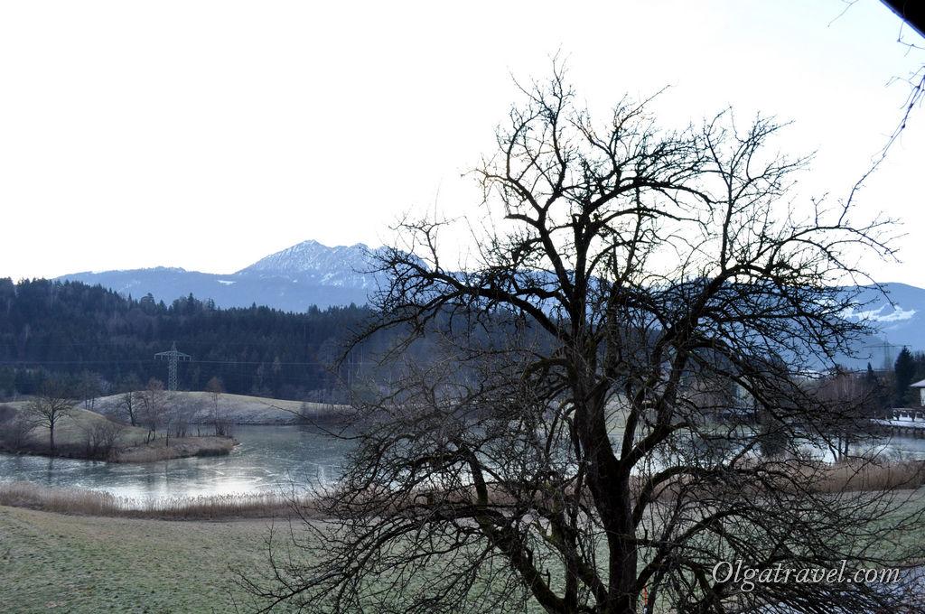 жилье австрия новый год