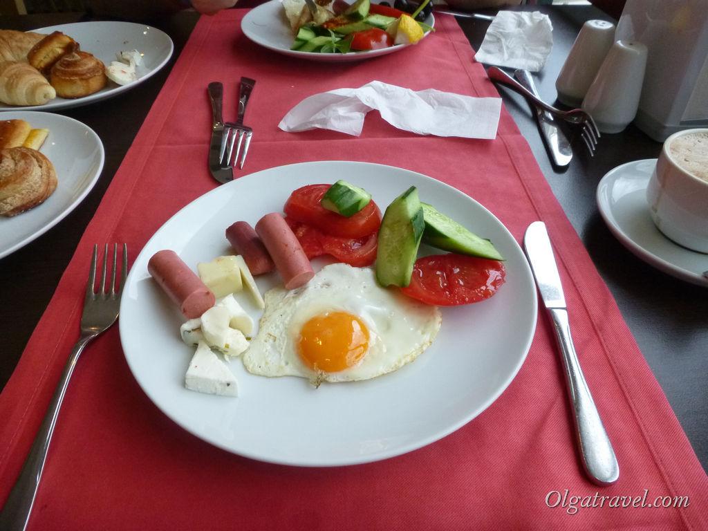 Наш завтрак:)