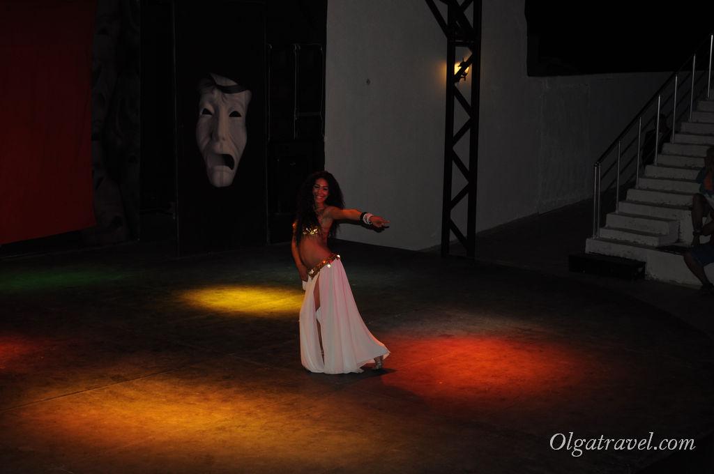 """Шоу """"Турецкая ночь"""" в  Majesty Club La Mer"""