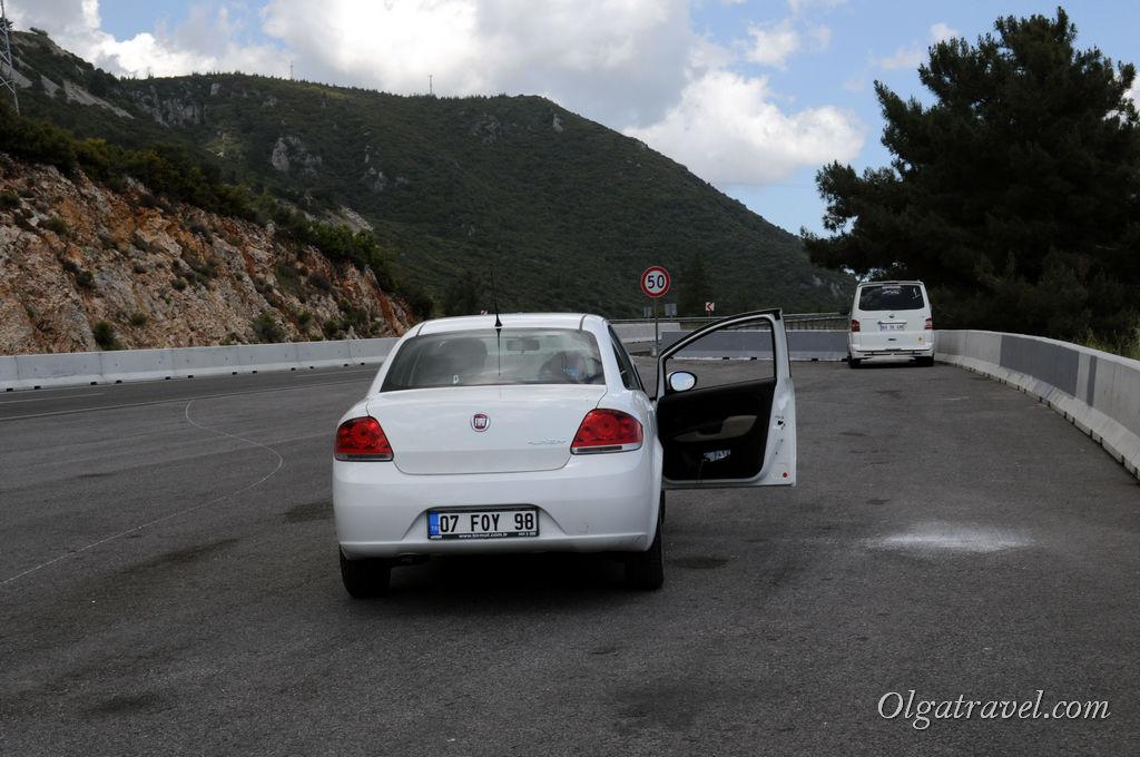 машина в Турции
