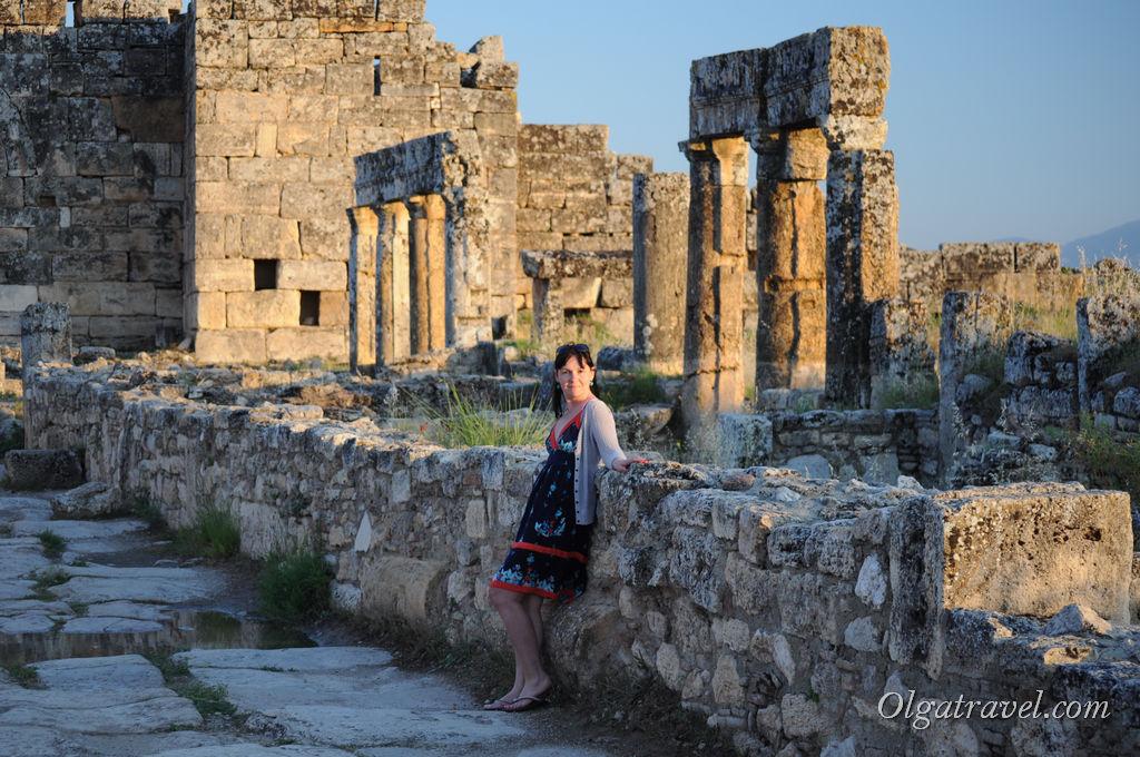 Античный город Иераполис