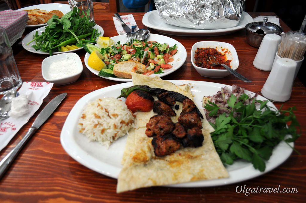Турция еда