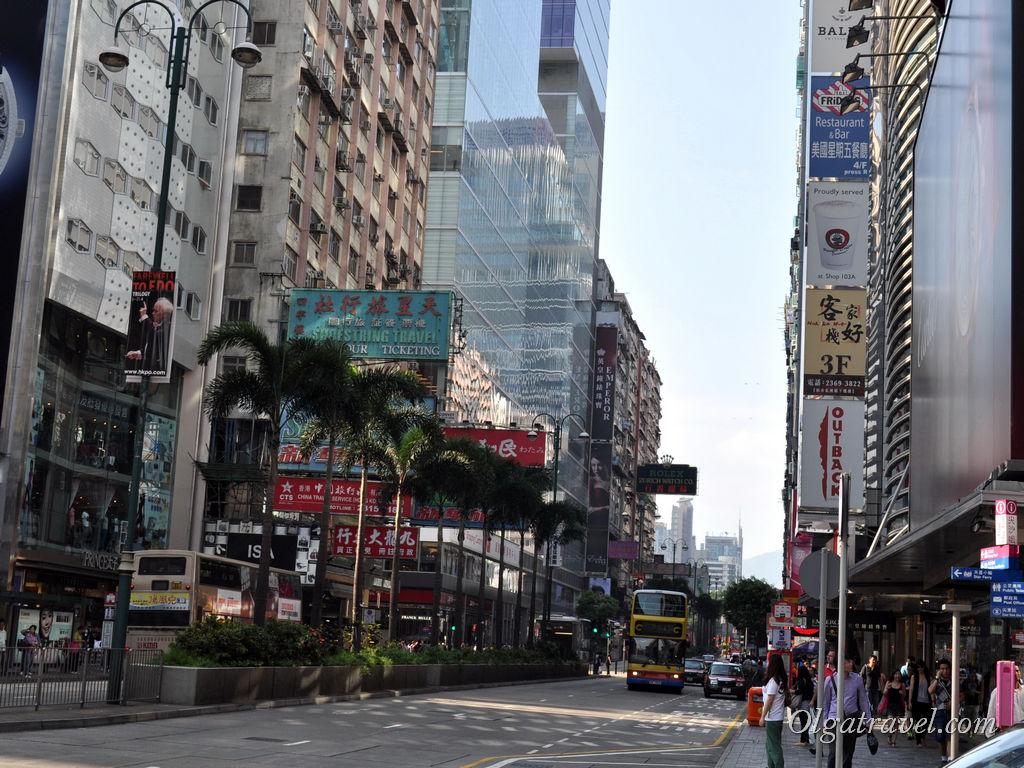 Коулун Гонконг