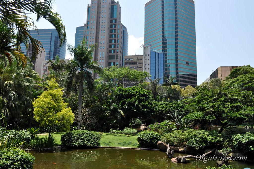 Гонконг Коулун парк