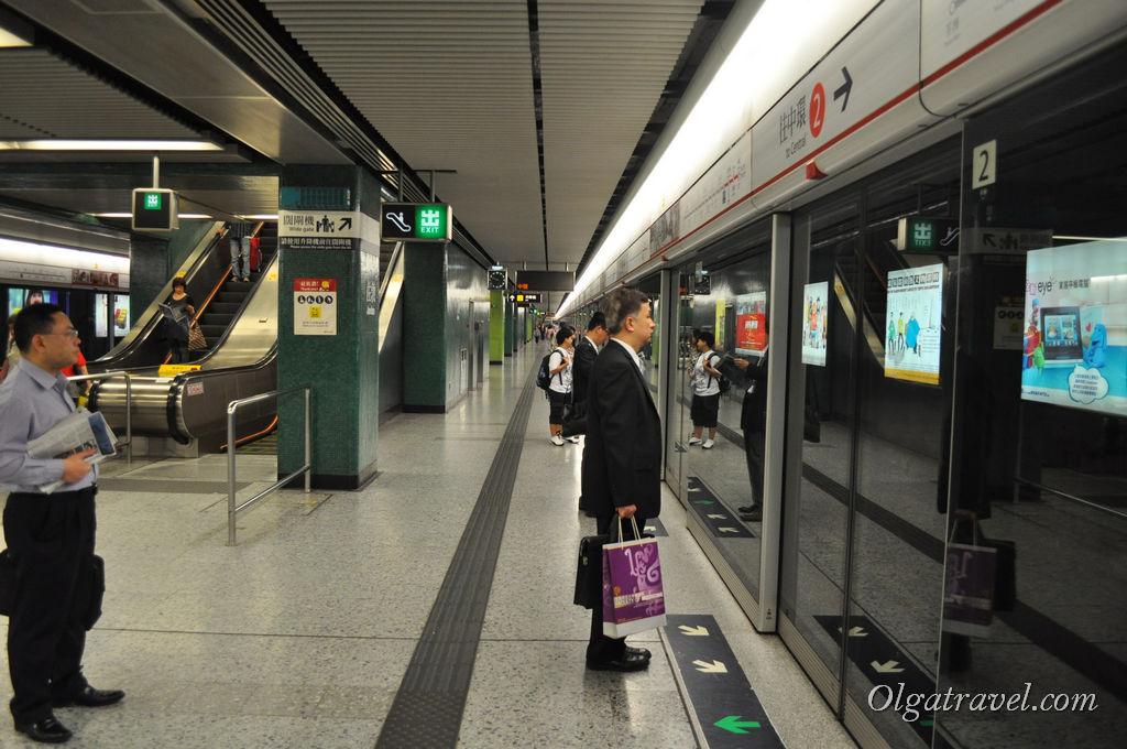 Схема выходов из метро фото 799