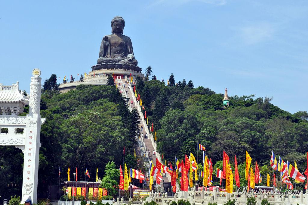 Биг Будда Гонконг