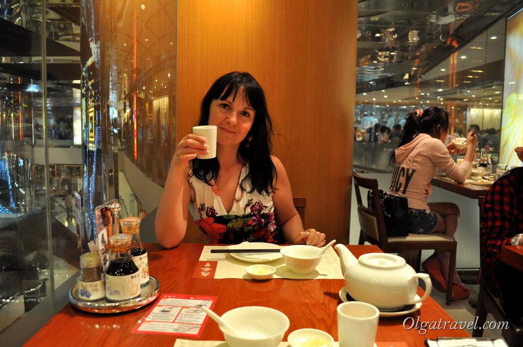 Ресторан Din Tai Fung в Гонконге
