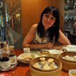 Еда в Гонконге. Вкуснейшие пельмешки Dim Sum в ресторанчике Din Tai Fung
