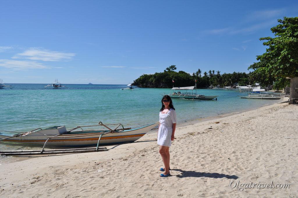 Гуляем по острову