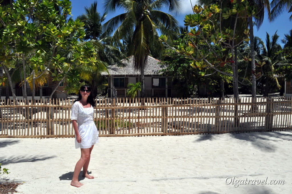 Daño Beach Resort Малапаскуа
