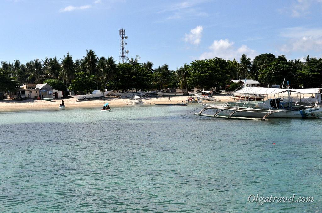Подплываем к Малапаскуа