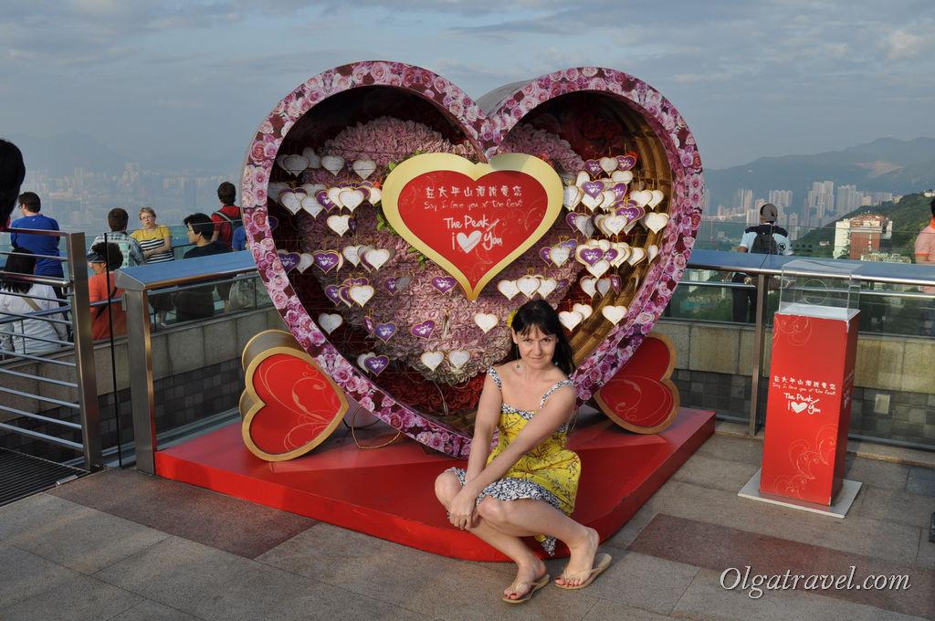Гонконг Пик Виктория