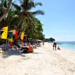 Бохол. Панглао. Пляж Алона бич