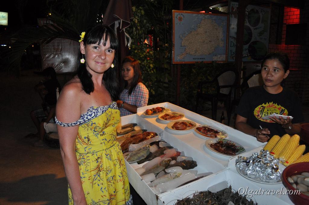 и другие морепродукты
